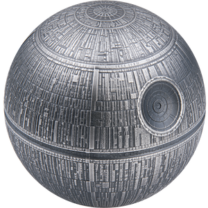 Star Wars™ Death Star™ 1kg Silver Coin | NZ Mint