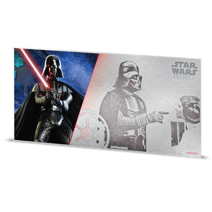 Star Wars: A New Hope - Darth Vader™ 5g Silver Coin Note