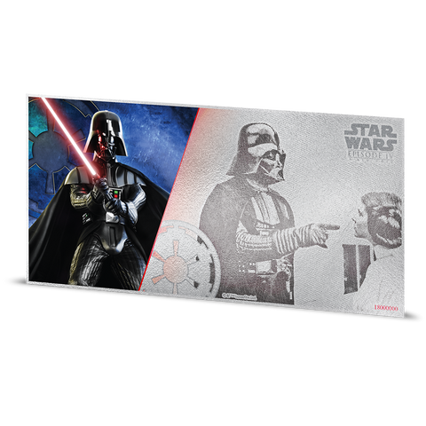Star Wars Coin Notes & Foils