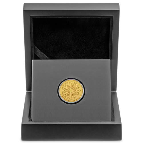 Expo 2020 Dubai - 7g Gold Medallion - Arabic Display