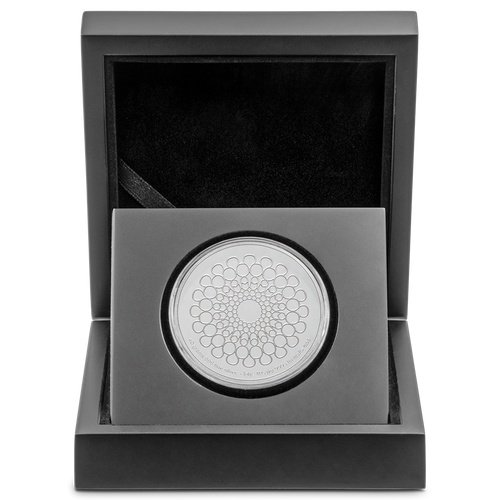 Expo 2020 Dubai - 40g Silver Medallion - English Display