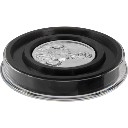 Star Wars: Han Solo™ Ultra High Relief 2oz Silver Coin Capsule