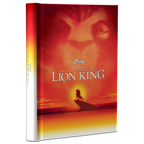 The Lion King 4x1oz Silver Coin Set Box