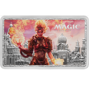 Magic: The Gathering - Chandra 1oz Silver Coin