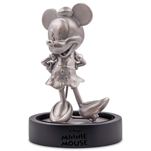 Minnie Mouse 150g Pure Silver Miniature