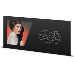 Star Wars: A New Hope - Princess Leia™ 5g Silver Coin Note