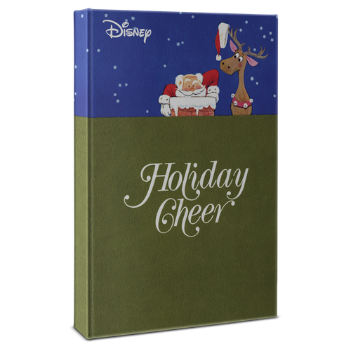 Disney Silver Coin - Season's Greetings Classic 2018