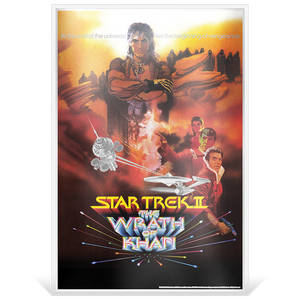 Star Trek II: The Wrath of Khan - 35g Pure Silver Foil