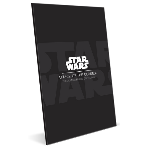 Star Wars: Attack of the Clones™ - Premium 35g Silver Foil Packaging