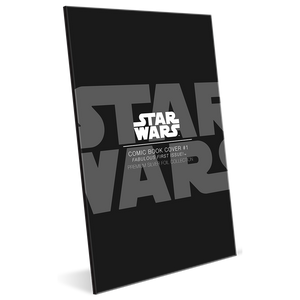 Star Wars Comics: #1 - 35g Premium Silver Foil Packaging