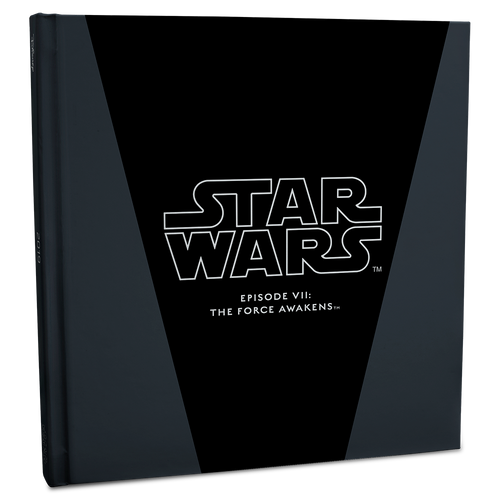 Star Wars: The Force Awakens - Rey™ 5g Silver Coin Note Collector's Album