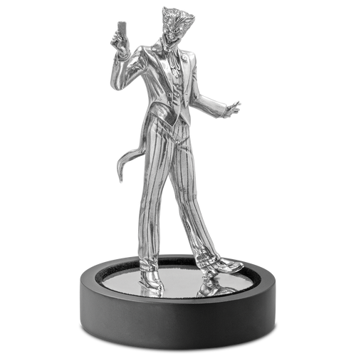 THE JOKER™ 150g Silver Miniature