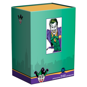 THE JOKER™ 150g Silver Miniature Box