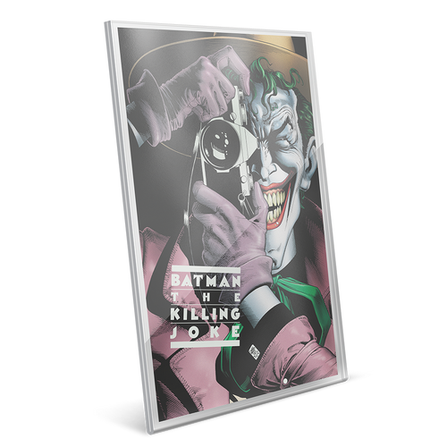 BATMAN: THE KILLING JOKE™ 35g Pure Silver Foil