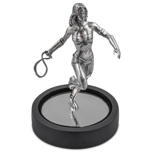 WONDER WOMAN™ 135g Silver Miniature
