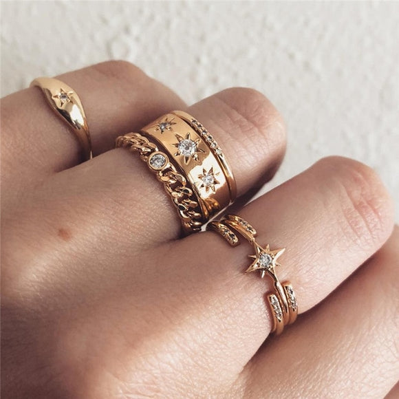 Aria Rings Collection - Simply Basy