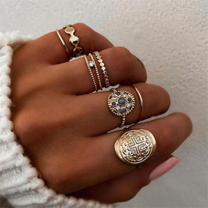 Kore Rings Collection - Simply Basy