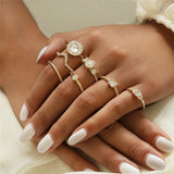 Freya Rings Collection - Simply Basy