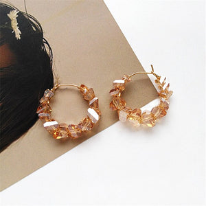 Chrystelle Earrings - Simply Basy