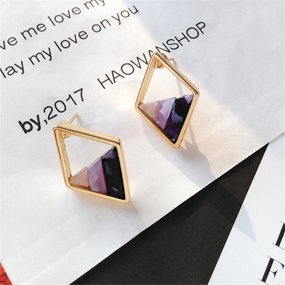 Astrid Earrings - Simply Basy