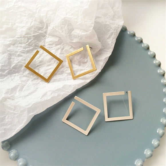Geometric Earrings - Simply Basy
