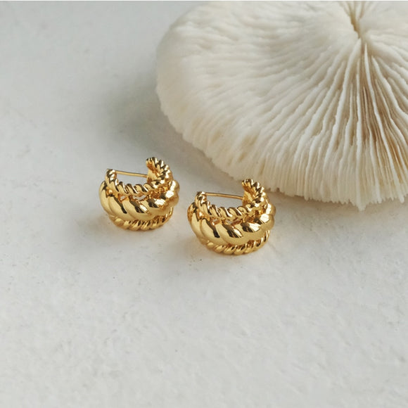 Elodie Earrings - Simply Basy