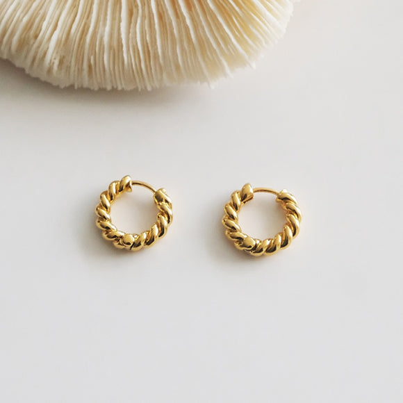 Colette Earrings - Simply Basy