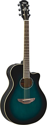 Yamaha APX600 OBB Thin Body Acoustic-Electric Guitar
