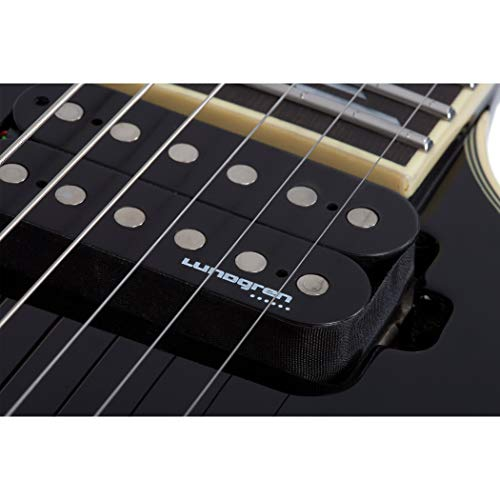 Schecter 2560 C-1 Blackjack Electric Guitar