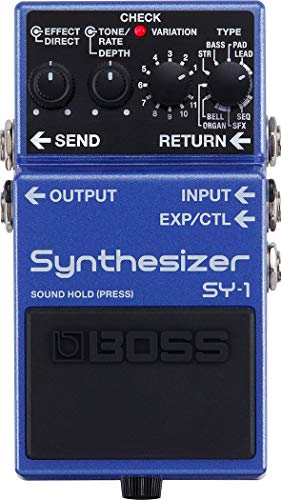 BOSS Guitar Synthesizer Pedal