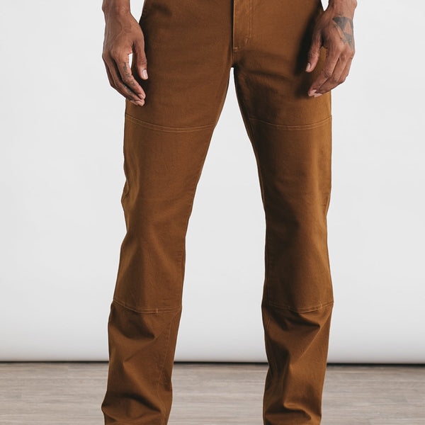 Bridge & Burn Wallace Hickory Twill Men's Canvas Workwear Pant