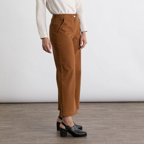 Bridge & Burn Gladstone Hickory Twill Pant