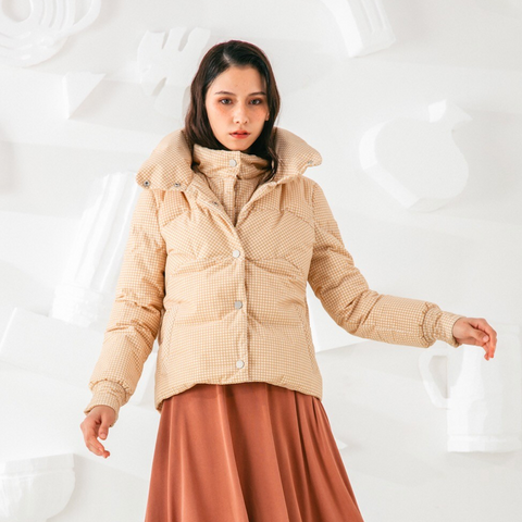 Giselle Down Puffer Jacket