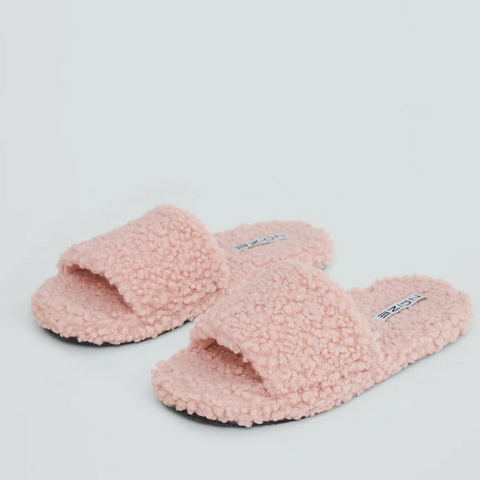 Vegan Sherpa Slides