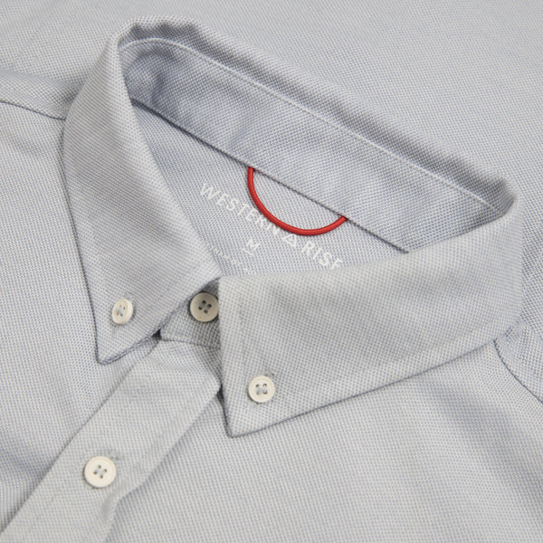 WESTERN RISE Limitless Merino Button-Down Shirt