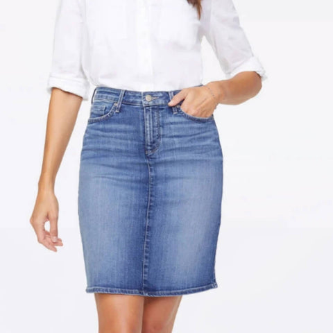 5 pocket skirt
