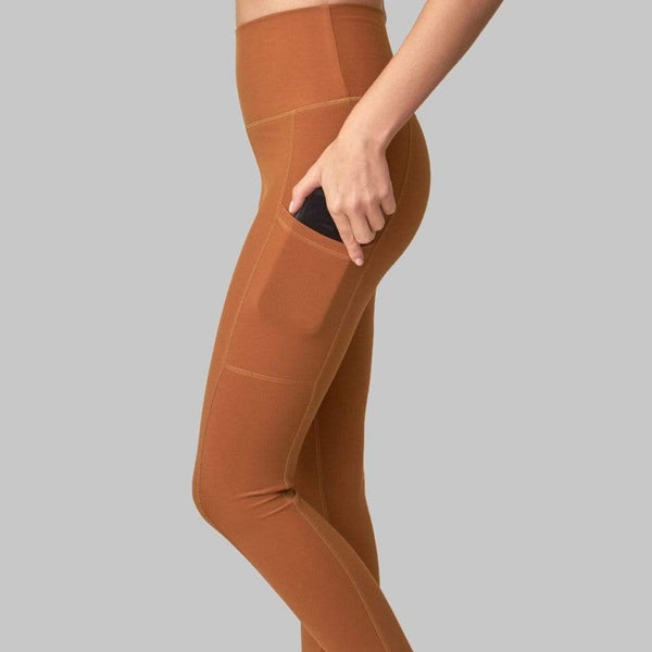 Turmeric Pocket Legging