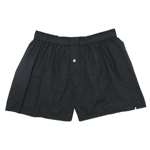 Drutherswear GOTS Certified Organic Cotton Men's Cubes Boxer