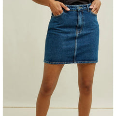 Catrina Denim Skirt