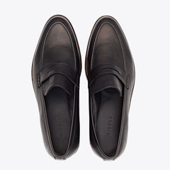 NISOLO Chamberlain Men's Penny Loafer Black