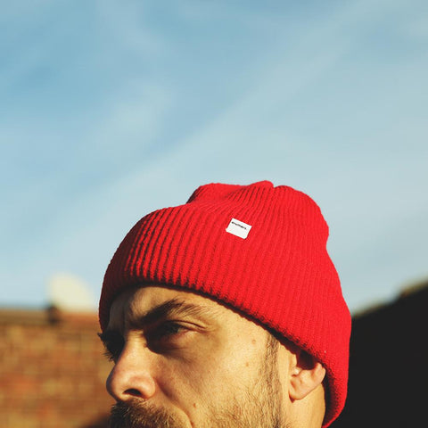 Bridge & Burn Recycled Men's Cotton Knit Beanie