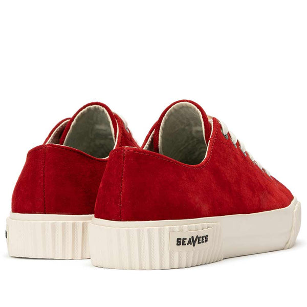 SeaVees Womens Darby Red Sneakers