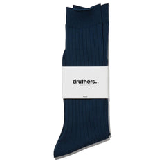 Drutherswear Giza Cotton Men's Dress Sock
