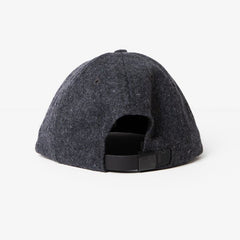 Bridge & Burn OR Wool Cap Dark Grey Heather