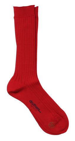 Drutherswear Giza Cotton Dress Sock