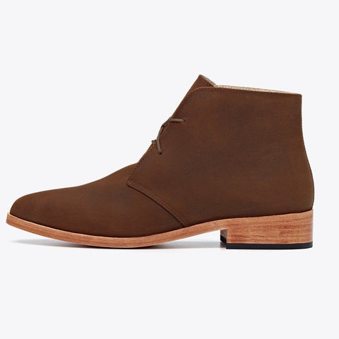 NISOLO Isa Women's Chukka Boot Oak