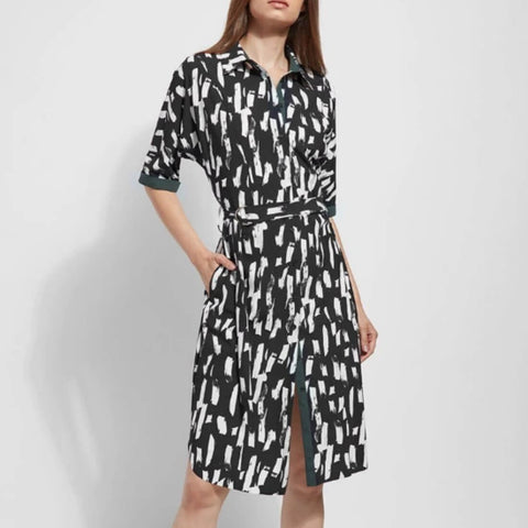 Rubia Dress Printed