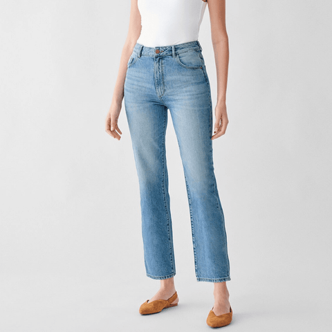 DL1961 Jerry High-Rise Vintage Straight