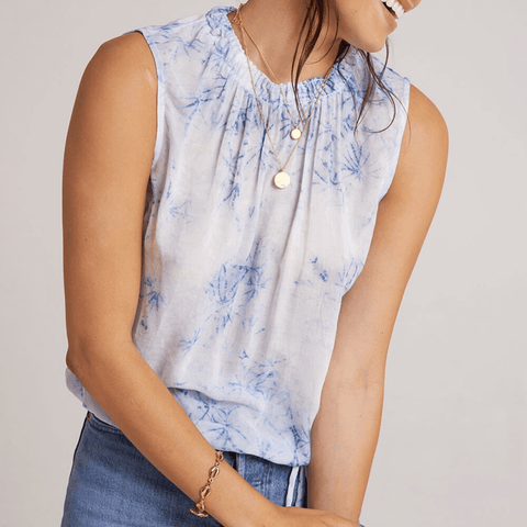 Bella Dahl Shirred Top
