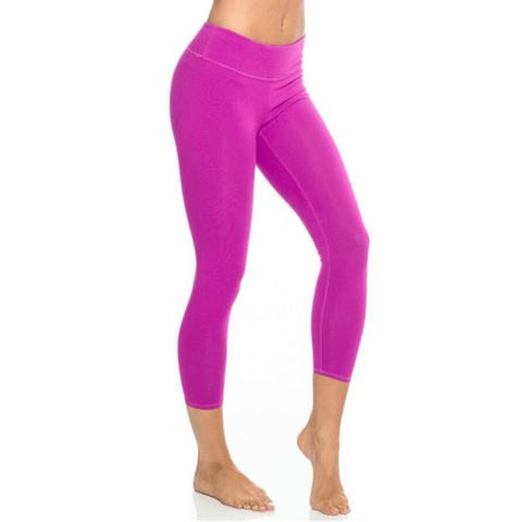 Evolve Hyde Yoga Wren Hot Pink Legging